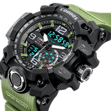 COOLBOSS Fashion Outdoor Sport Watch Men Multifunction Watches