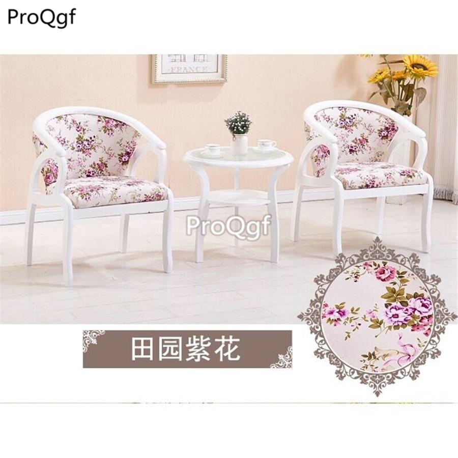 Ngryise сад отель Европейский стиль 1 стол и 2 стула - Цвет: 8
