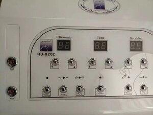 Image 4 - Máquina profesional/ultrasonido limpieza de la piel/instrumento de terapia de Biología