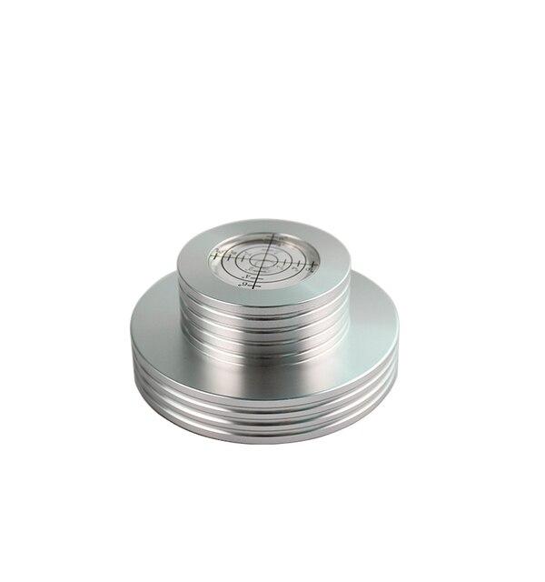 Металлический зажим для записи LP Дисковый стабилизатор баланса измерения вибрации для поворотного стола