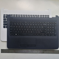US New laptop keyboard with touchpad palmrest for HP Pavilion 15 AC 15 AE 15 AF 15 AY BA BN BD TPN C125 C126 256 250 G3 G4
