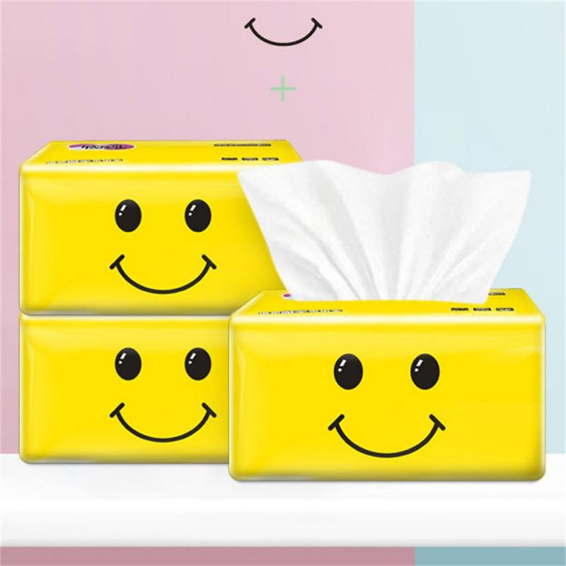 3-Layers Soft Comfortable Napkin Toilet Paper For Household Living Room Bedroom Toilet Paper Roll Bulk Toilet Paper Roll Tissue