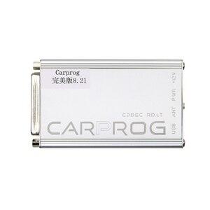 Image 2 - Автомобильный ECU чип Carprog V8.21 Online V10.93, полный универсальный инструмент для ремонта автомобиля, Carprog 8,21, Бесплатная клавиатура