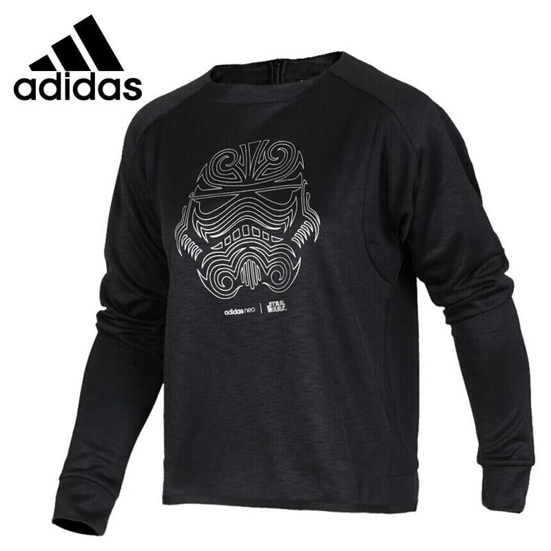 Nouveauté originale Adidas NEO Label W SW sweat femme pull maillots vêtements de sport