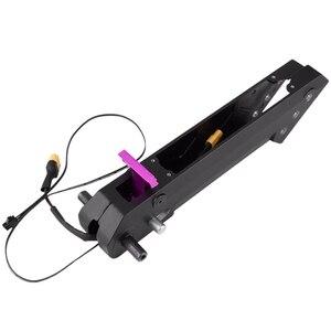 Складывающаяся Труба Квадратная штанга складывающаяся трубка замена для Kugoo S1 S2 S3 8 дюймов электрический скутер скейтборд