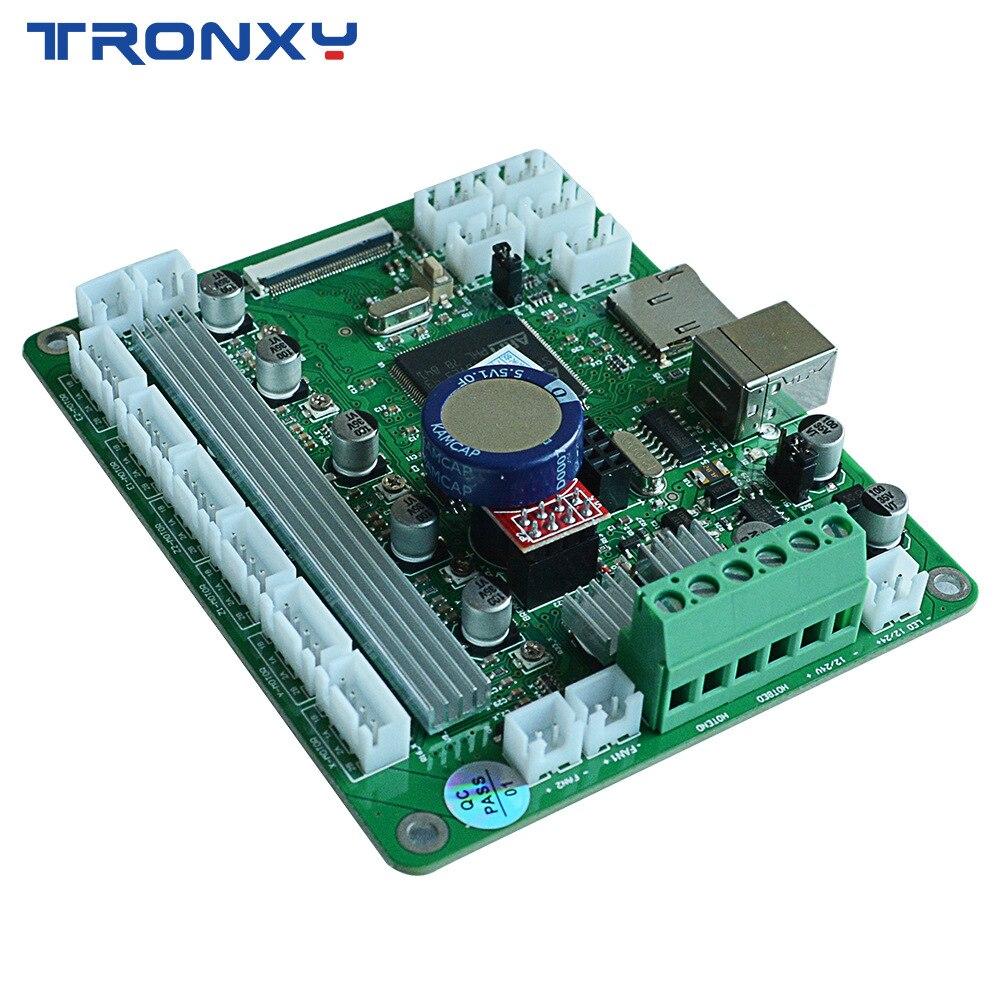 Tronxy X5SA 3D Printer Mainboard 32-bit ARM Control Maid Board 3D Printer Parts Controller Board Impresora 3d Part Motherboard