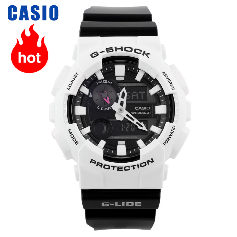 Casio Watch G-SHOCK Series Sports Trend Men's Watch GAX-100B-7A