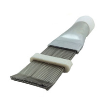 цена на 1/2/3pcs Stainless Steel Fin Comb Air Conditioner Fin Cleaner Evaporator Radiator Repair Tool  _WK