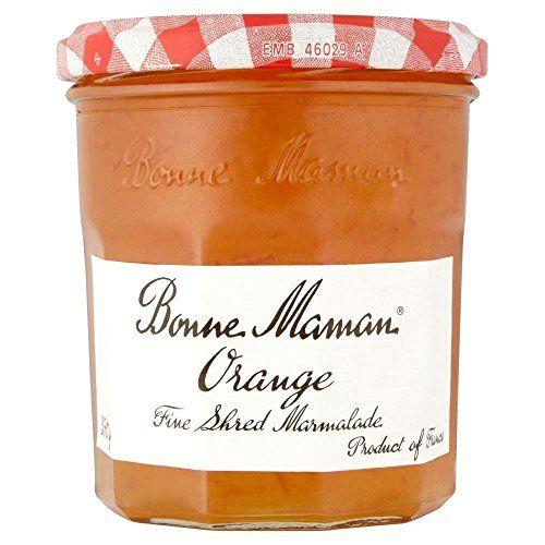Bonne Maman Marmellata Di Arance Amare (370g) (Confezione Da 6)