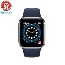 SHAOLIN Original Smart Watch Series 6 Bluetooth Smartwatch for apple Watch iphone for samsung IOS android Smart Watch xiaomi