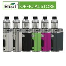الأصلي Eleaf iStick بيكو 21700 مع مجموعة ELLO 1 100 واط 0.91 بوصة شاشة OLED HW1 C/HW2 لفائف السجائر الإلكترونية