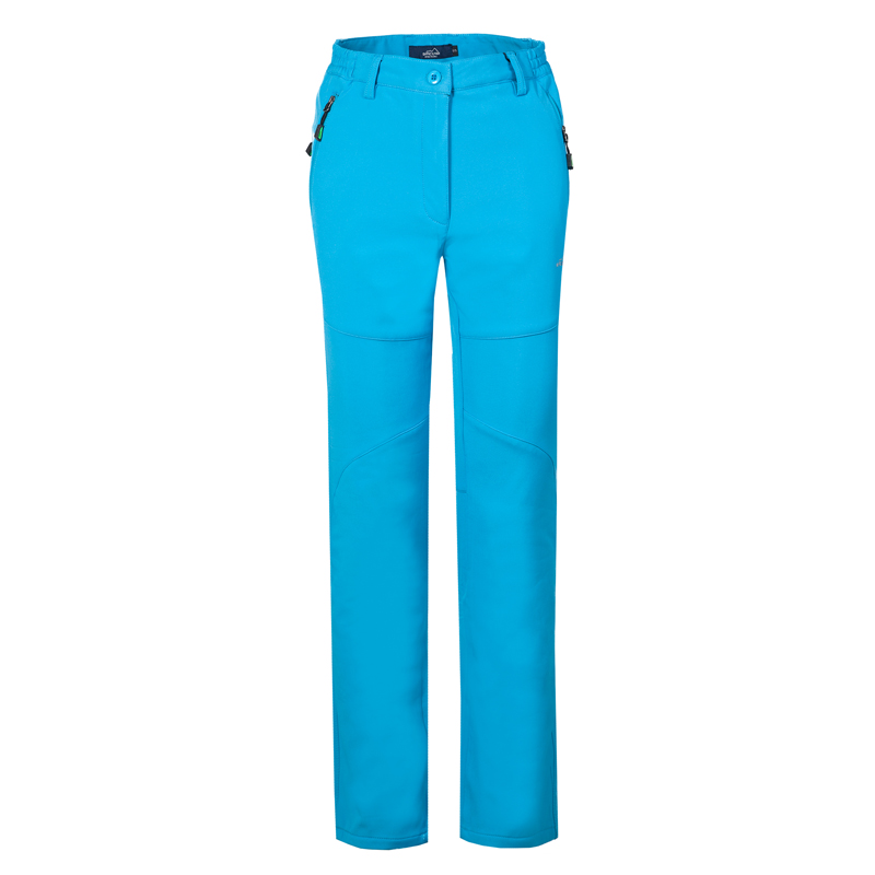 women sports pants blue1