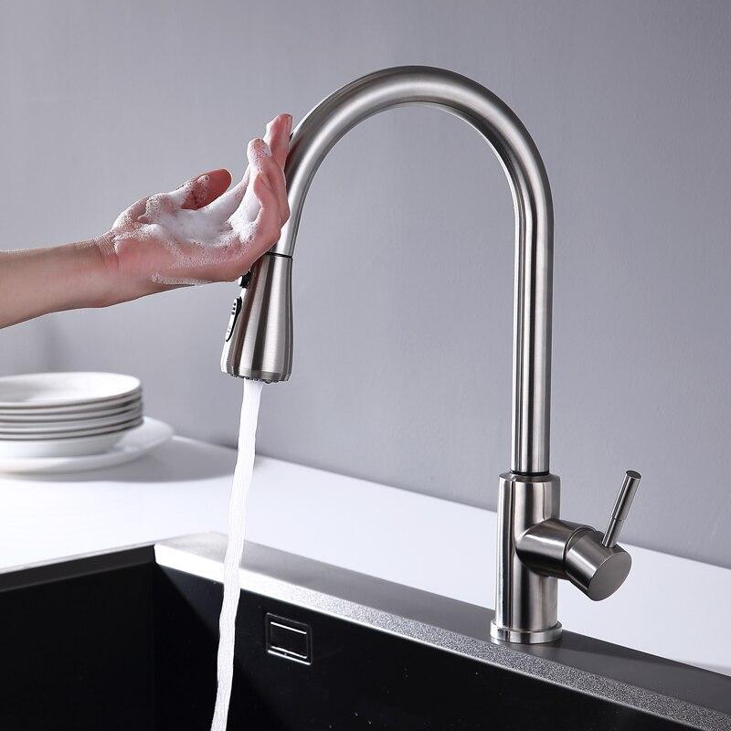 Touch Control Küche Wasserhahn M080TT