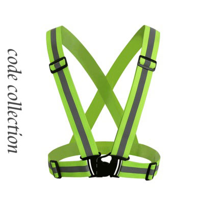 2 Color Adjustable High Elasticity Men Suspenders Safety Shirts Stay Braces Reflective Suspender Belt For Father Husband Gift