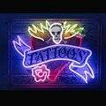 Череп светлая неоновая вывеска Пивной бар Pub настенный постер для дома и комнаты декор