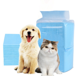 Image 2 - Multi size Pet Dog Diapers Super Absorbent Pet Dog Training Pee Pad Diaper Antibacterial Puppy Dog Nappy Pet Cleaning Supplies