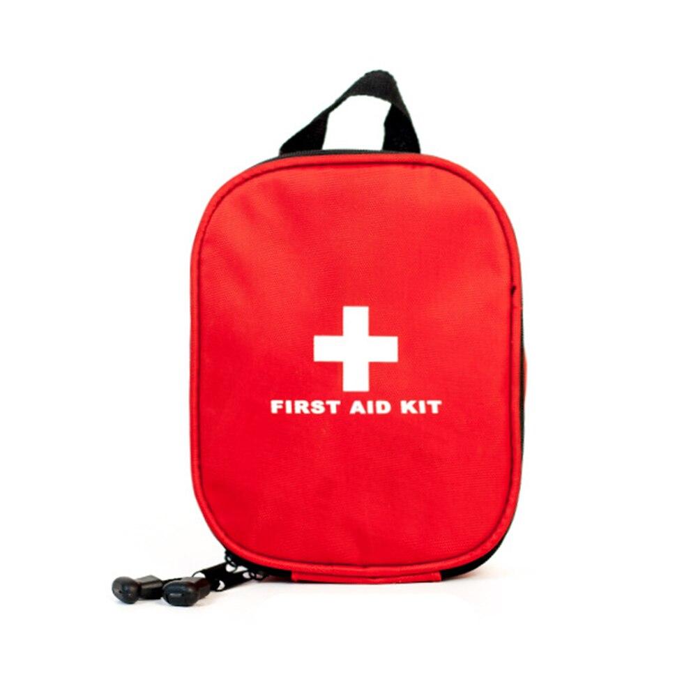 46pcs First Aid Kit Waterproof Emergency Tool Survival Handbag Outdoor Camping