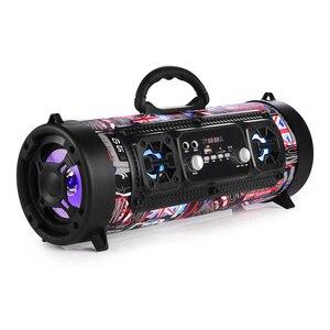 16 Вт Портативная колонка Sven Bluetooth динамик Move KTV 3D Звуковая система звуковая панель сабвуфер беспроводные музыкальные колонки FM
