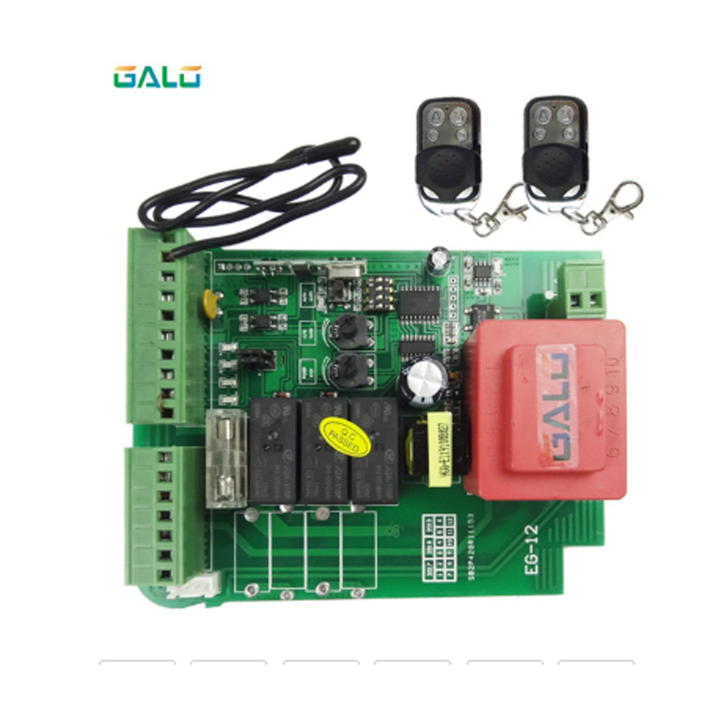 GALO Hot New Sliding Door Motor Control Unit KMP Series PCB Controller Circuit Board Electronic Card