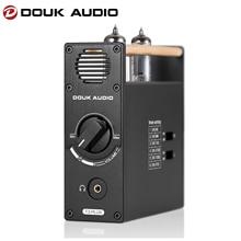 Douk Audio T3 Plus Mini Vacuum Tube MM / MC Phono Preamp for Turntables Stereo Pre-Amplifier Headphone Amp