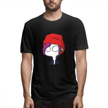 Twenty-One Pilots Cartoon Character Casual O-Neck Mens Short Sleeve T-shirt 100% Cotton Tee Shirt Printed men clothes 2019