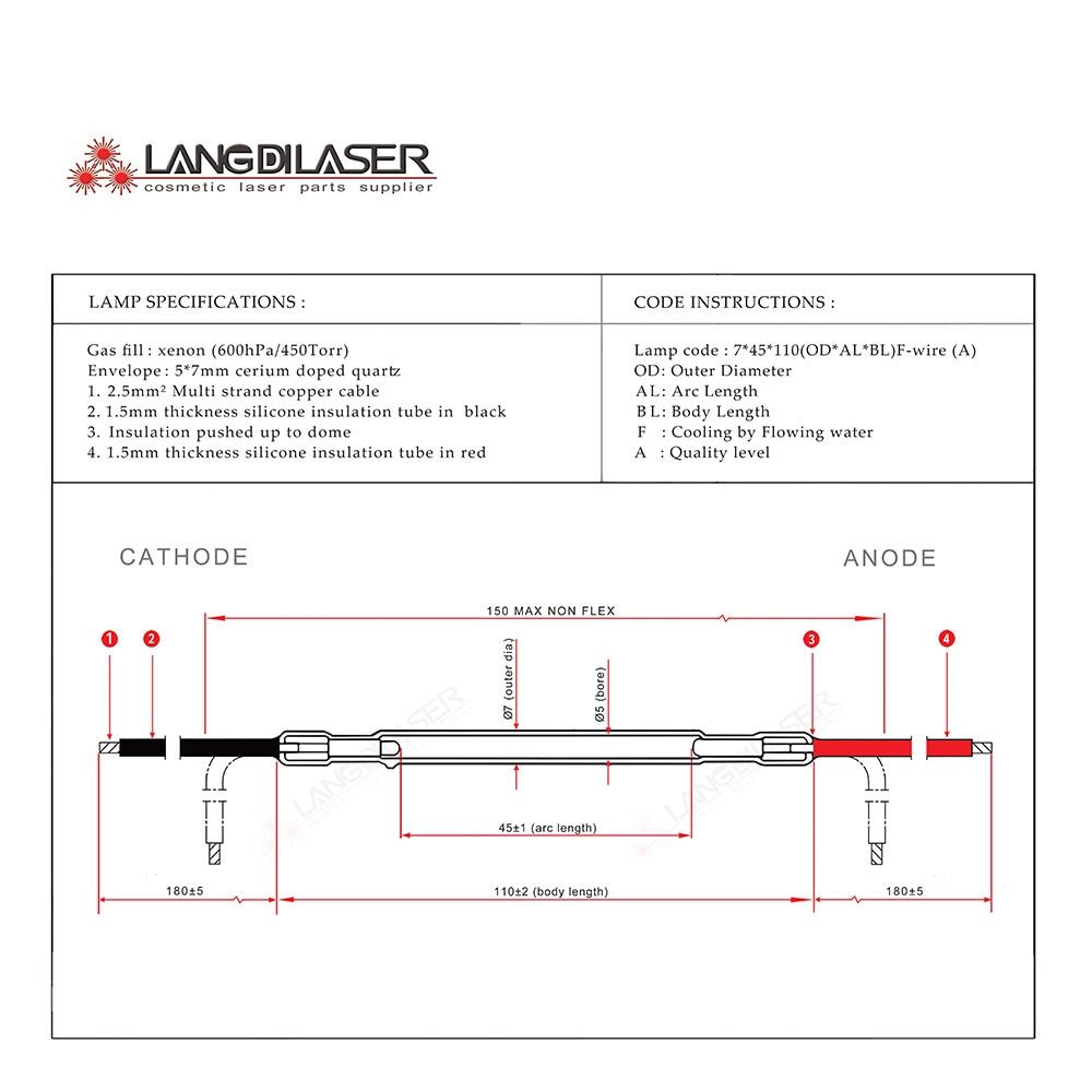e-luz para a máquina do laser do zohonice de pequim