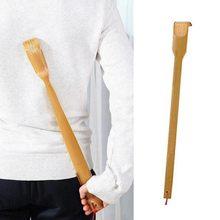 Massager de bambu durável para trás scratcher de madeira coçar backscratcher massageador produtos de saúde