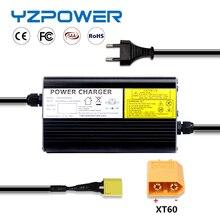 YZPOWER cargador de batería de litio 14,6 V 20A Lifepo4 para bicicleta eléctrica, 12V, 40AH, 60AH, 80AH, 100AH, Lifepo4