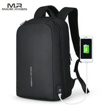 Mark Ryden Männer Rucksack Multifunktions USB Aufladen Kann Fit 15,6 zoll Laptop Casual Rucksäcke Für Männliche