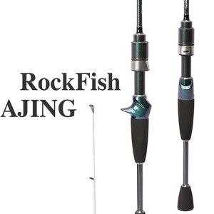 Image 2 - Tsurinoya 2.1m Pesca 초경량 스피닝 카본로드 패스트 파워 EVA 핸들 2 섹션 낚시 루어 Vara De Pescar Fishing Tackle