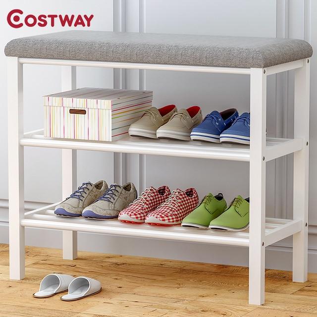 رف أحذية خزانة خذاء رف للأحذية منظم تخزين أثاث منزلي قابل للتركيب سزافكا نا بيتي شوينريك W0361