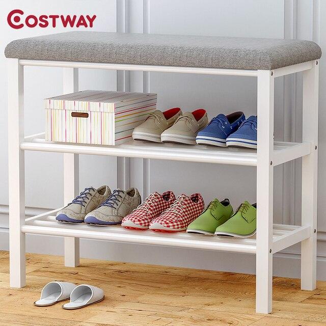 נעל נעל מדף ארון מדף עבור נעלי ארגונית אחסון בית ריהוט Meuble Chaussure Szafka Na Buty Schoenenrek W0361