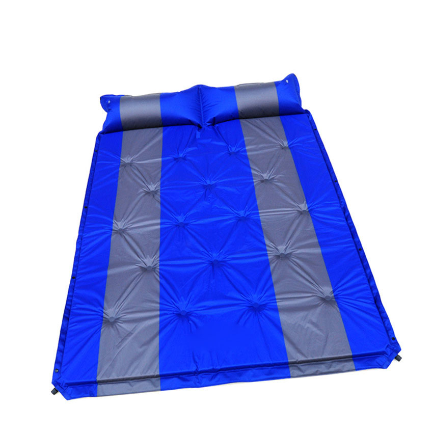 Air Mattress Tourist Mattress Sleeping Mat Camping Cot Double Person High Quality Inflatable Cushion Inflatable Bed Camping Mat