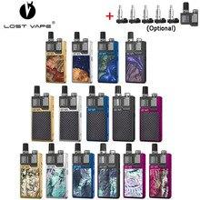Оригинальный испаритель Lost Vape Orion Plus DNA Pod Kit, картридж 2 мл, аккумулятор 950 мАч, сетчатая катушка 0,25 Ом, электронная сигарета, испаритель