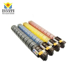 Image 4 - JIANYINGCHEN cartouche de Toner de couleur Compatible avec ricoh, pour imprimante laser, MPC2000, MPC3000, MPC2500 (lot de 4 pièces)