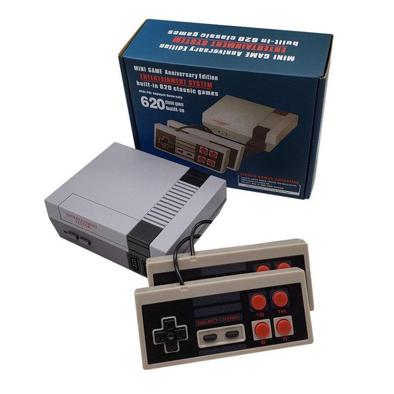 620 621 821 Games Childhood Retro Mini Classic 4K TV AV HDMI 8 Bit Video Game Console Handheld Gaming Player Gift pk 600 games