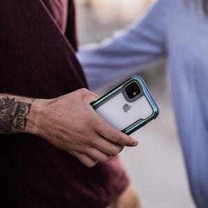 Image 5 - Túi Chống Sốc X Doria Quốc Phòng Che Chắn Ốp Lưng Điện Thoại Iphone 11 Pro Max Quân Sự Cấp Thả Thử Nghiệm Ốp Lưng iPhone 11 Pro Ốp Viền Nhôm