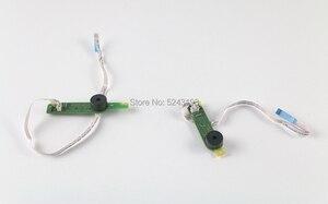 Image 5 - Placa de circuito impreso para ps4 slim, interruptor de encendido/apagado de placa de circuito impreso con Cable flexible, TSW 003 de TSW 002