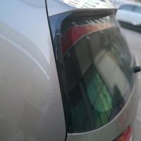 Car Rear Wing Side Spoiler Carbon Fiber Stickers Trim Cover For Volkswagen Golf 7 MK7 MK6 VII Car Accessories