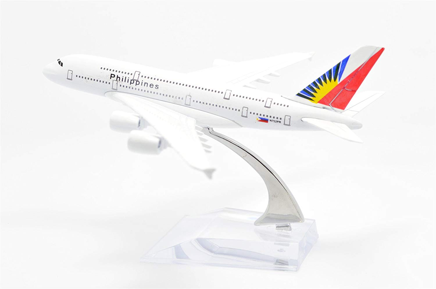 TM 1:400 16cm Airbus A350 Philippine Airlines Metal Airplane Model Plane Toy Plane Model TANG DYNASTY