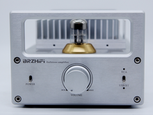 2021 Breeze New Gallstones Combined with Bluetooth Power Amplifiers 6H3 Tube + STK407 050 Power Output 2X40W 110/220V Optional