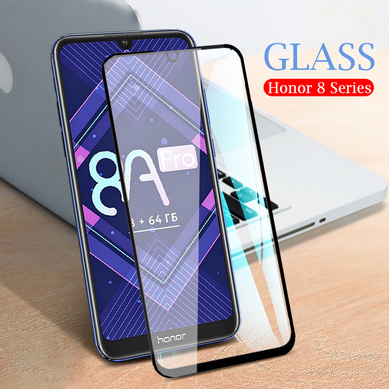 On Honor8A Glas Screen Protector Protective Glass For Huawei Honor 8A 8 A  8A Pro 8apro JAT-L41 JAT-LX1 6.09'' Safety Armor Film