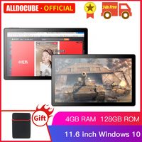 Alldocube Knote5 Screen 11.6 inch Intel Tablet Windows 10 Gemini Lake Bluetooth Display Tablet PC