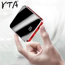 Ultrathin 30000mah power bank Portable USB Batteria Charger powerbank external battery pover bank for iPhone X Samsung xiaomi