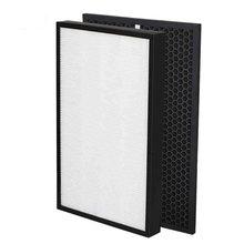 Фильтр Hepa для очистки воздуха, фильтр с активированным углем для замены, фильтр для очистки воздуха Sharp, запасные части для фильтров