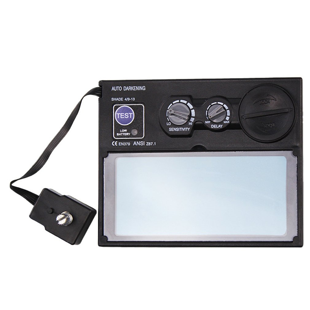 Automatic Variable Photoelectric Welding Mask TX600C With Arc Sensors Welding Cap Electric Welding Machine