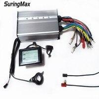 Nuevo https://ae01.alicdn.com/kf/H3d79a0c18ff94dbdb542f0170df11cefu/ Conversión de bicicleta eléctrica 18 MOSFET 72v 60A Sistema de controlador de onda cuadrada con.jpg