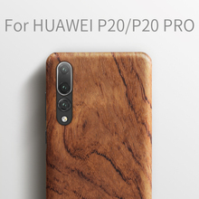 Wood Huawei PRO for