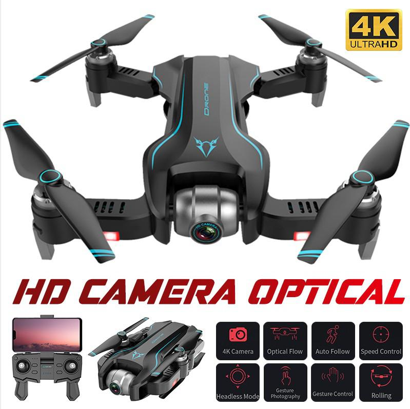 Affordable Price of  Drone Profissional 4K/1080P Quadrocopter with camera RC Helicopter Altitude Holding Headless Mode F