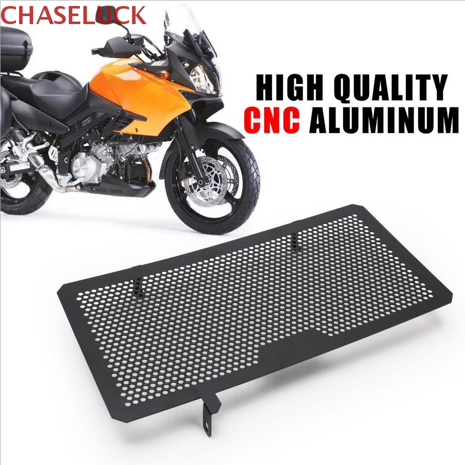 For SUZUKI DL1000 DL 1000 V-Strom 2013-2015Motorcycle Accessories Radiator Grille Guard Cover Protector